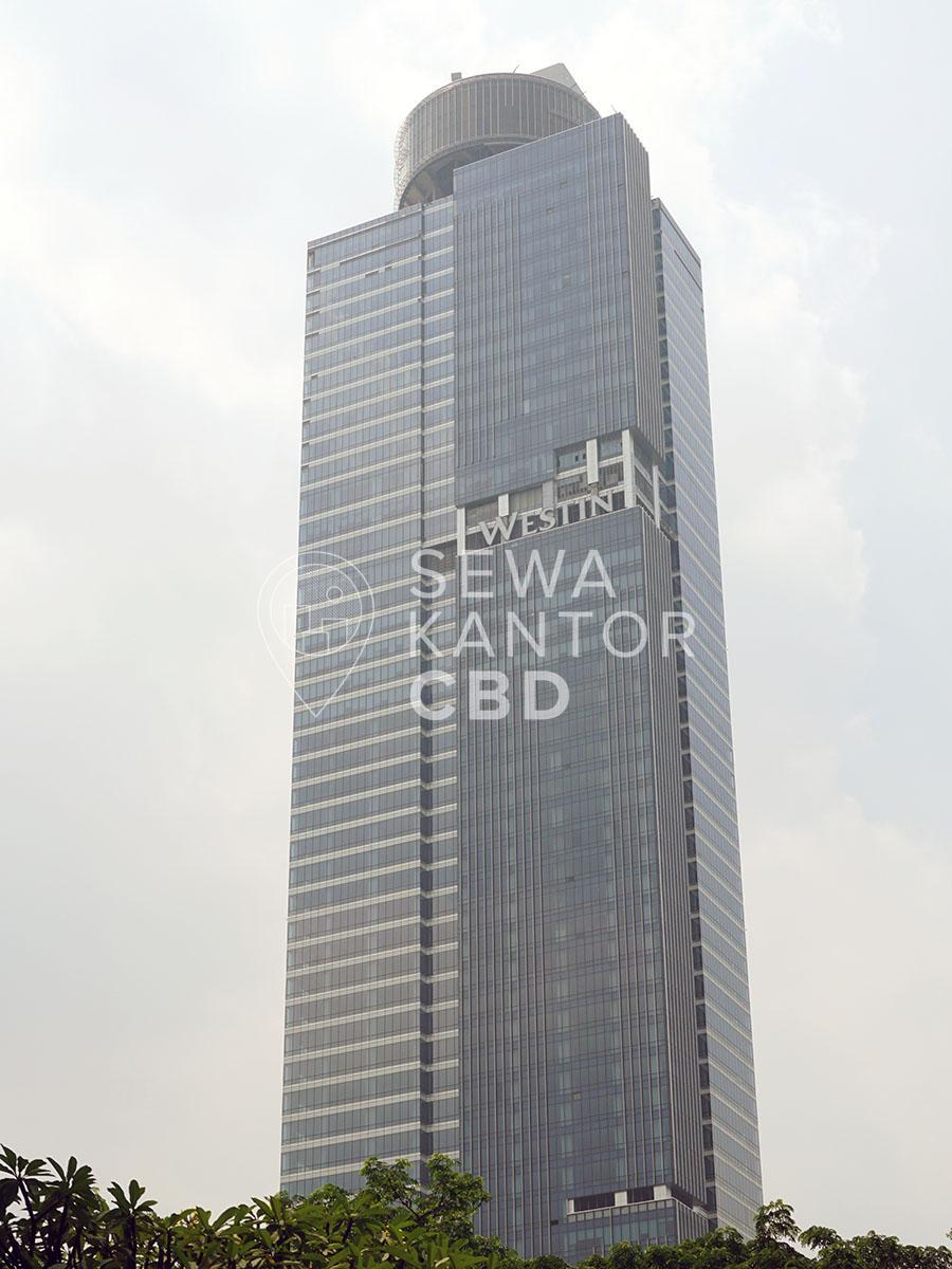 Sewa Kantor Gedung Gama Tower Jakarta Selatan Setiabudi Kuningan Jakarta Exterior 7