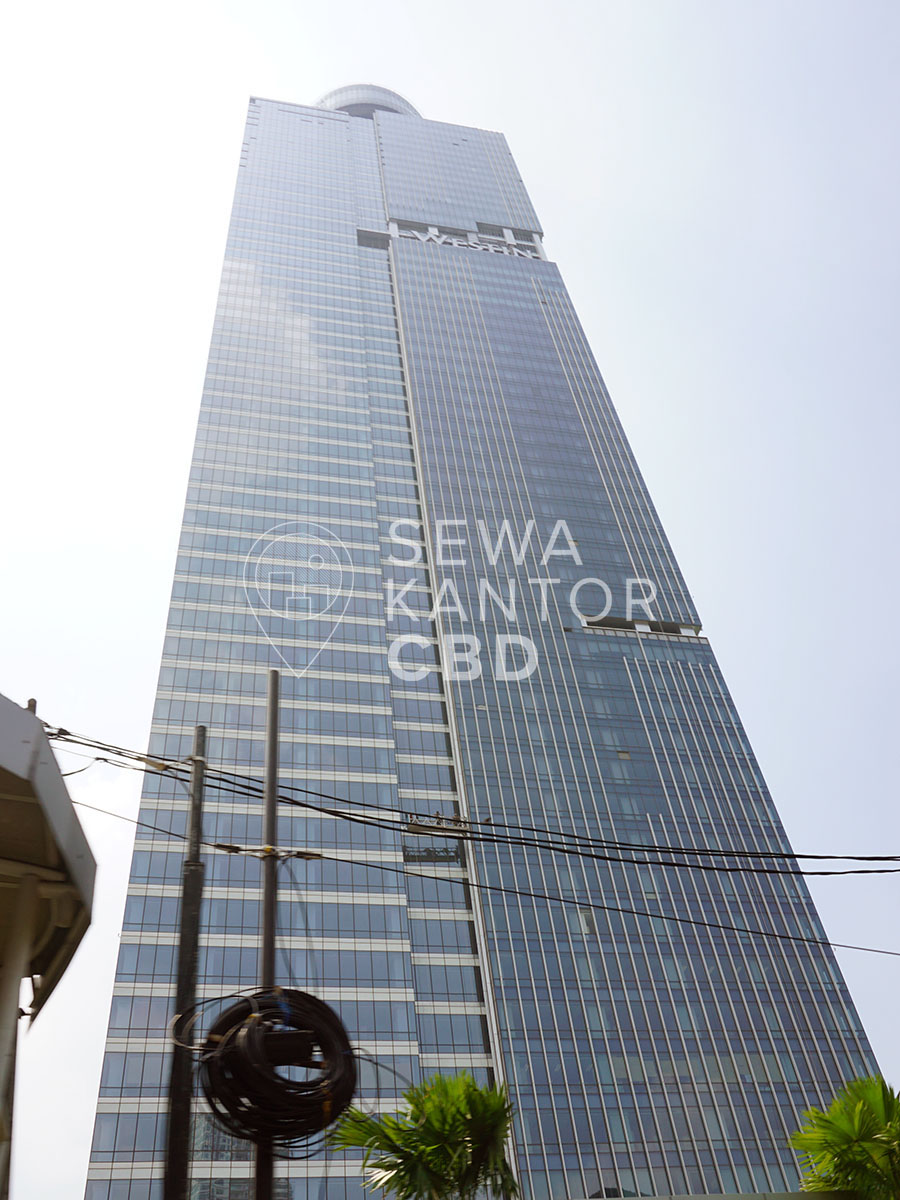 Sewa Kantor Gedung Gama Tower Jakarta Selatan Setiabudi Kuningan Jakarta Exterior 6