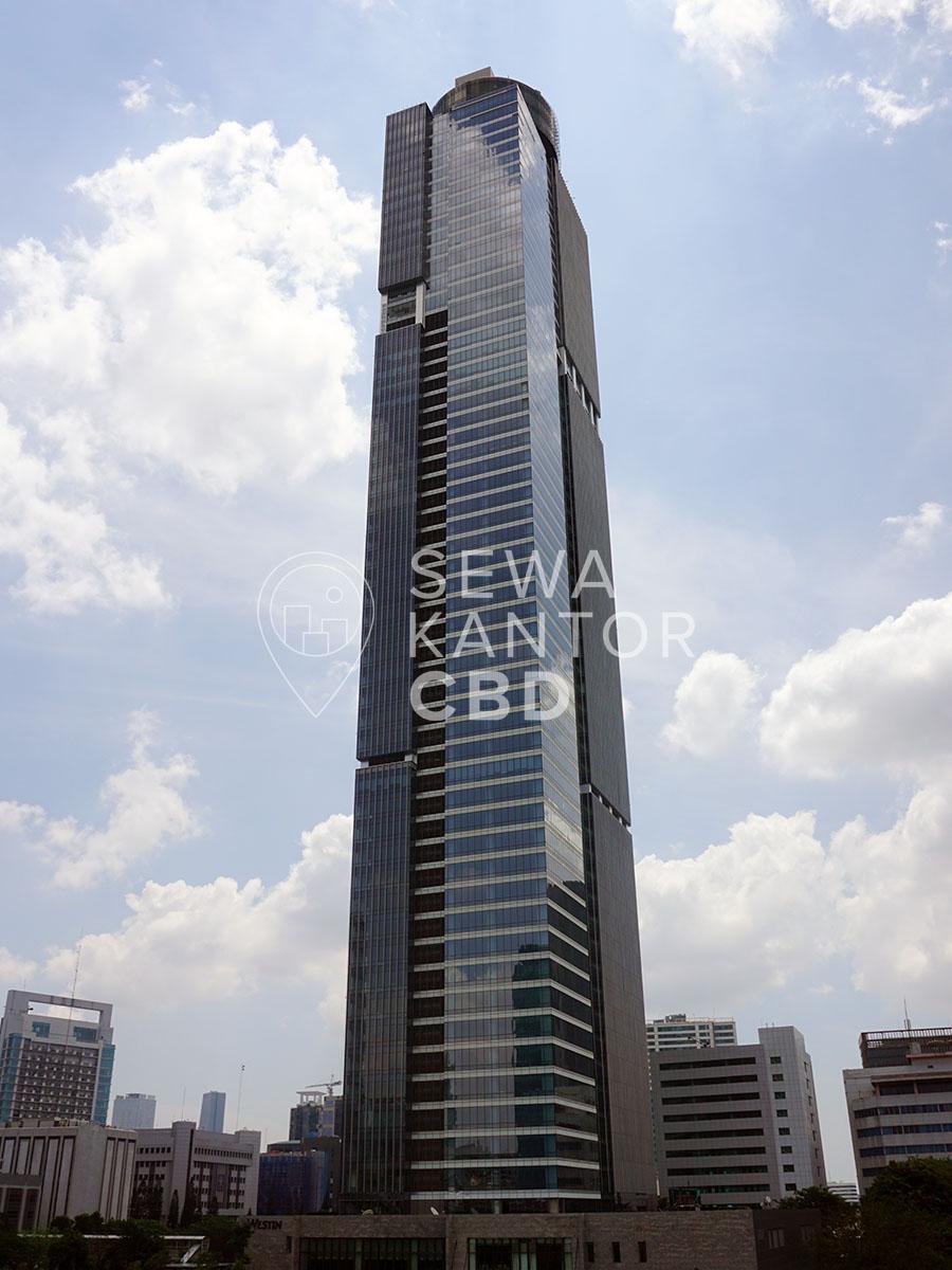 Sewa Kantor Gedung Gama Tower Jakarta Selatan Setiabudi Kuningan Jakarta Exterior 4