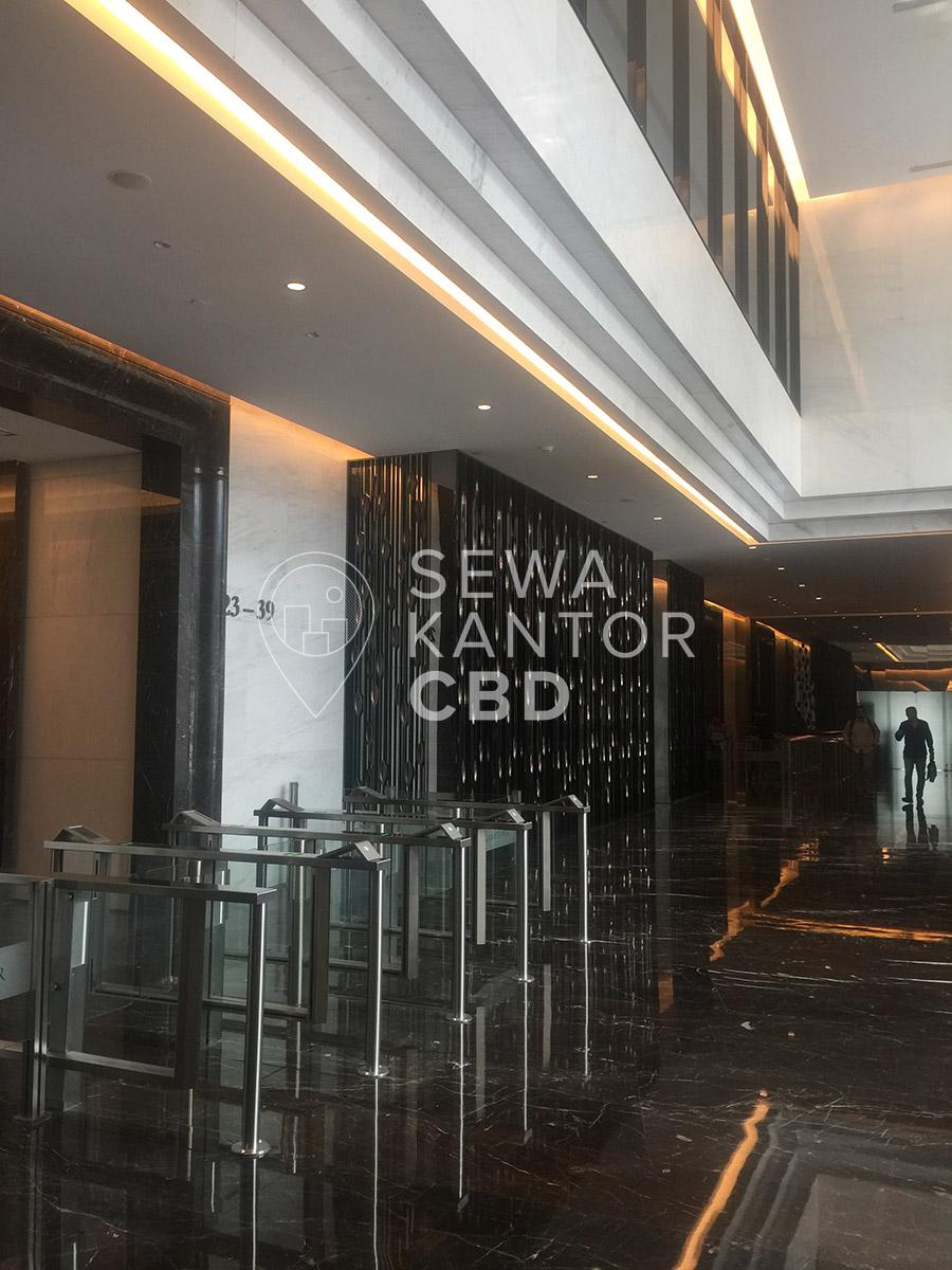 Sewa Kantor Gedung Gama Tower Jakarta Selatan Setiabudi Kuningan Jakarta Interior 13