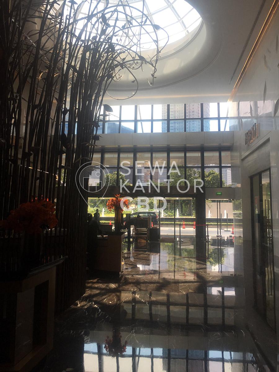Sewa Kantor Gedung Gama Tower Jakarta Selatan Setiabudi Kuningan Jakarta Interior 11