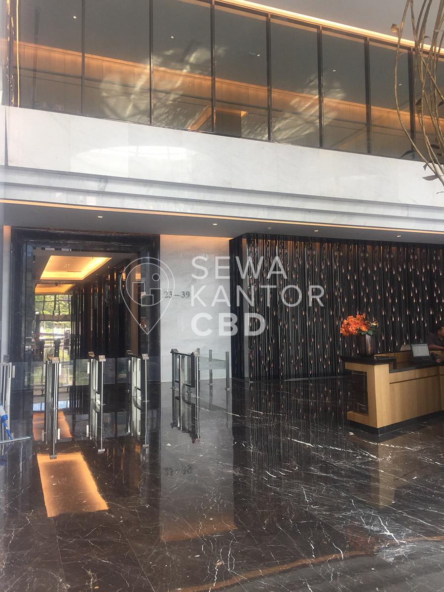 Sewa Kantor Gedung Gama Tower Jakarta Selatan Setiabudi Kuningan Jakarta Interior