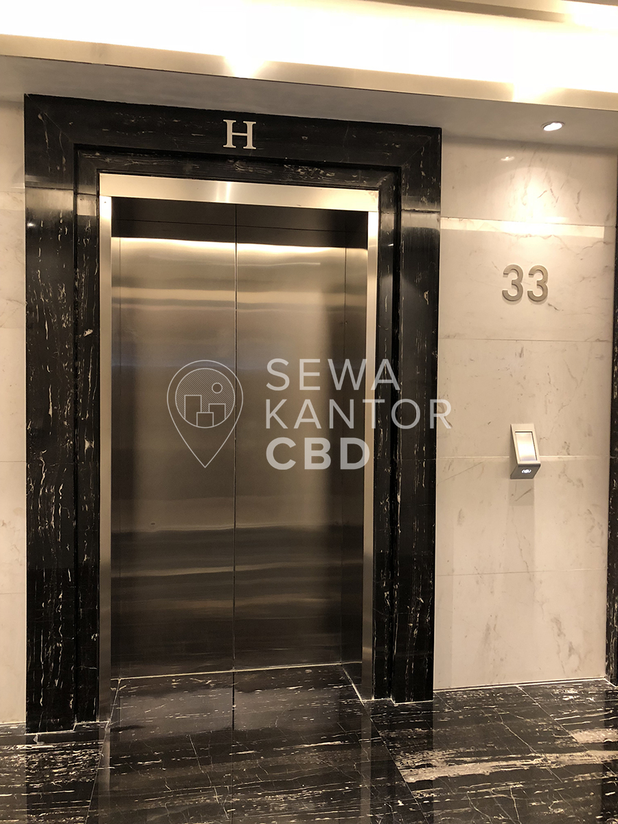 Sewa Kantor Gedung Gama Tower Jakarta Selatan Setiabudi Kuningan Jakarta Interior 2