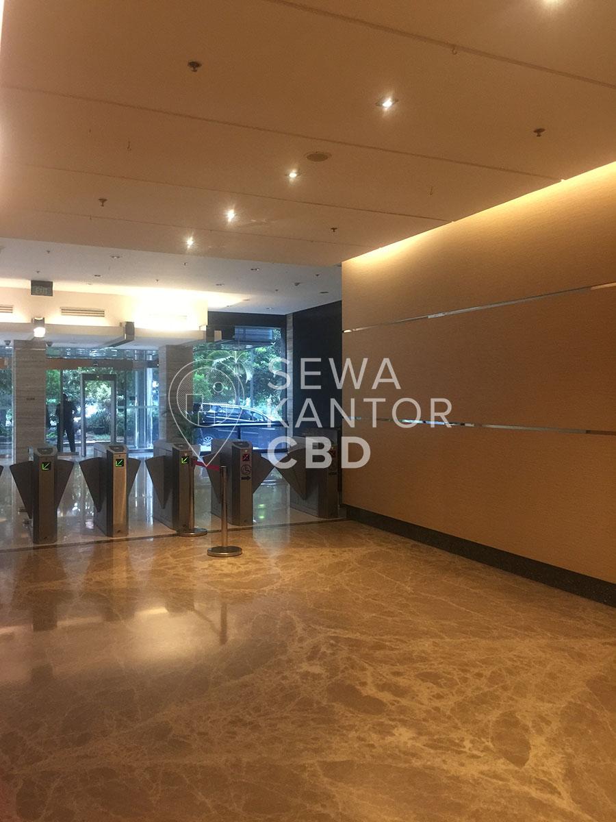 Sewa Kantor Gedung International Financial Center Tower 1 Jakarta Selatan Setiabudi Sudirman Jakarta Interior 3