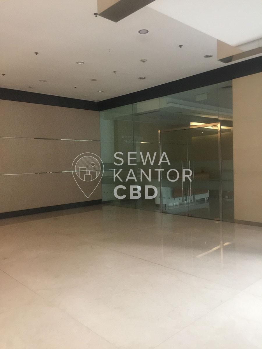 Sewa Kantor Gedung International Financial Center Tower 1 Jakarta Selatan Setiabudi Sudirman Jakarta Interior 2