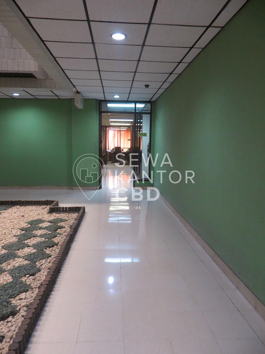 Sewa Kantor Gedung Gedung Lina Jakarta Selatan Setiabudi Kuningan Jakarta Interior 6