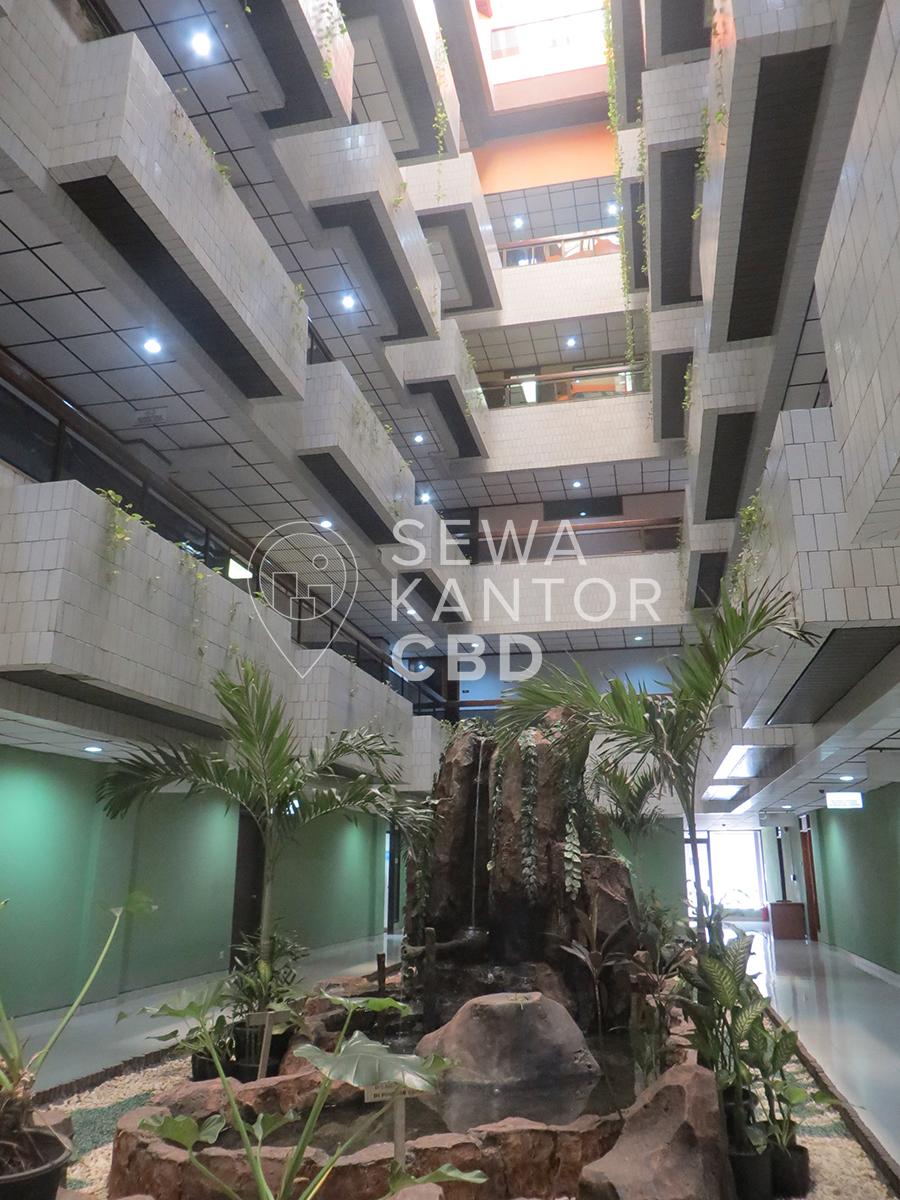 Sewa Kantor Gedung Gedung Lina Jakarta Selatan Setiabudi Kuningan Jakarta Interior 5