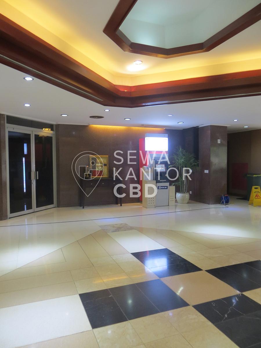 Sewa Kantor Gedung Gedung Lina Jakarta Selatan Setiabudi Kuningan Jakarta Interior 1