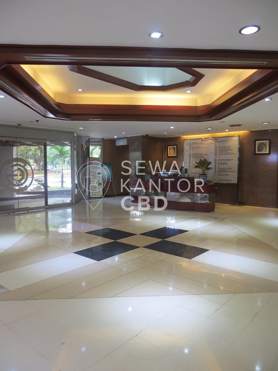 Sewa Kantor Gedung Gedung Lina Jakarta Selatan Setiabudi Kuningan Jakarta Interior