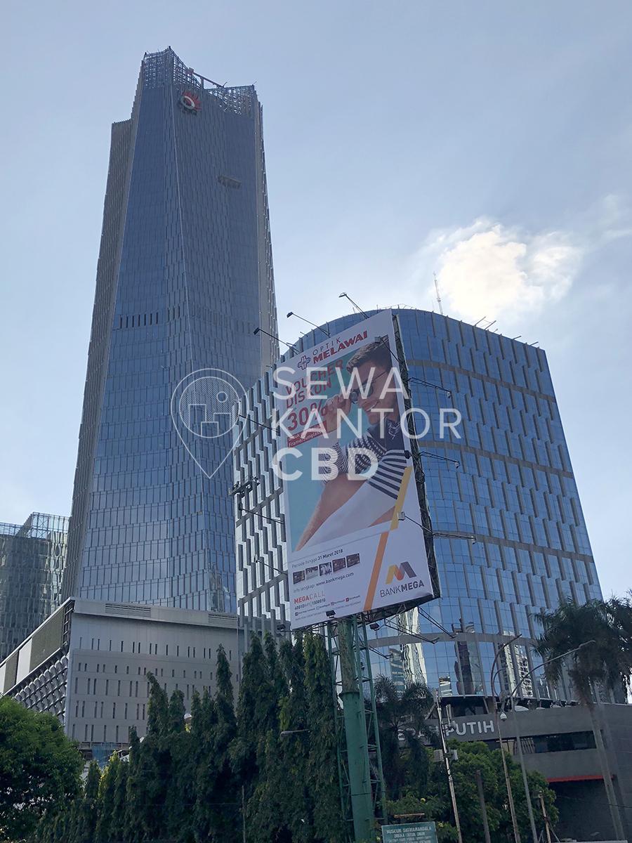 Sewa Kantor Telkom Landmark Tower 2 Jakarta Selatan