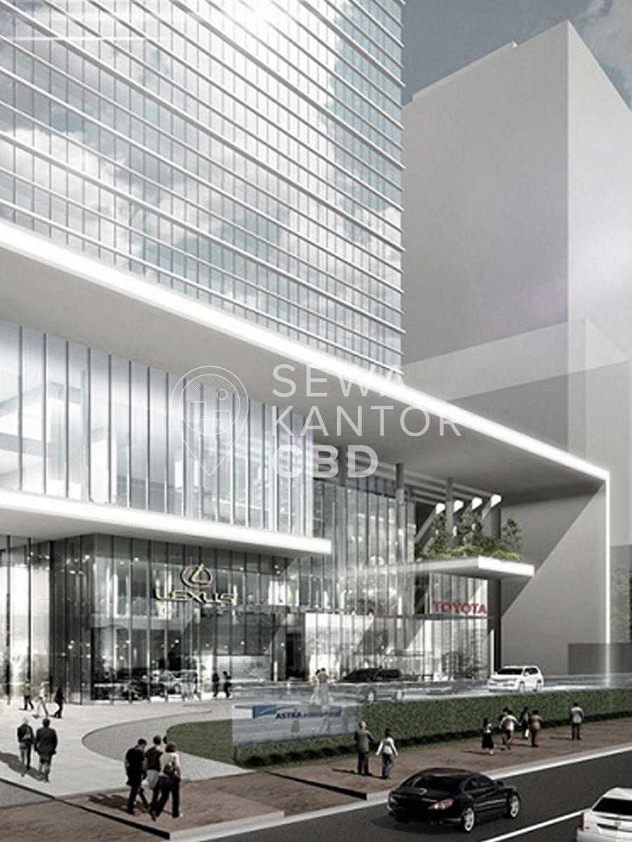 Sewa Kantor Gedung Menara Astra Jakarta Pusat Tanah Abang Sudirman Jakarta Exterior 3