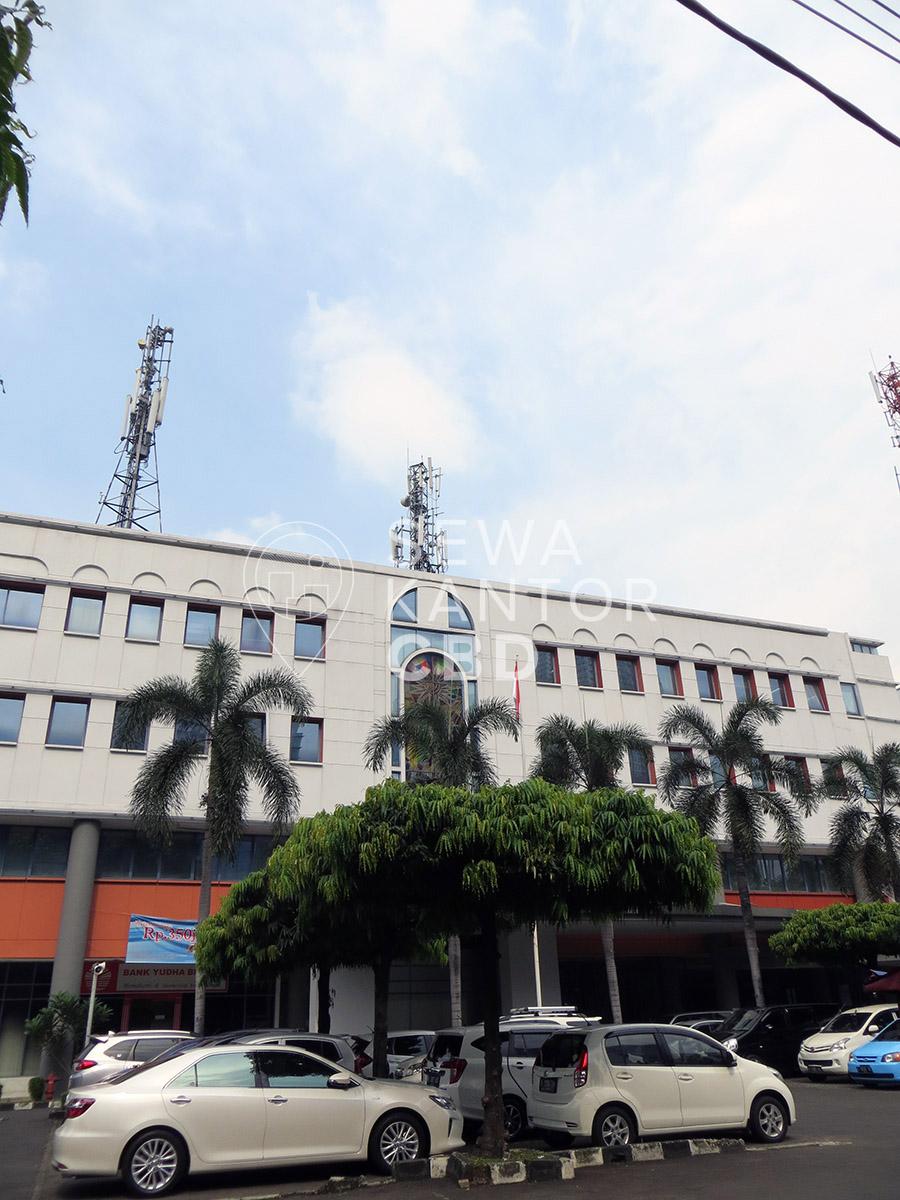 Sewa Kantor Gedung Gedung PPHUI Jakarta Selatan Setiabudi Kuningan Jakarta Exterior 6