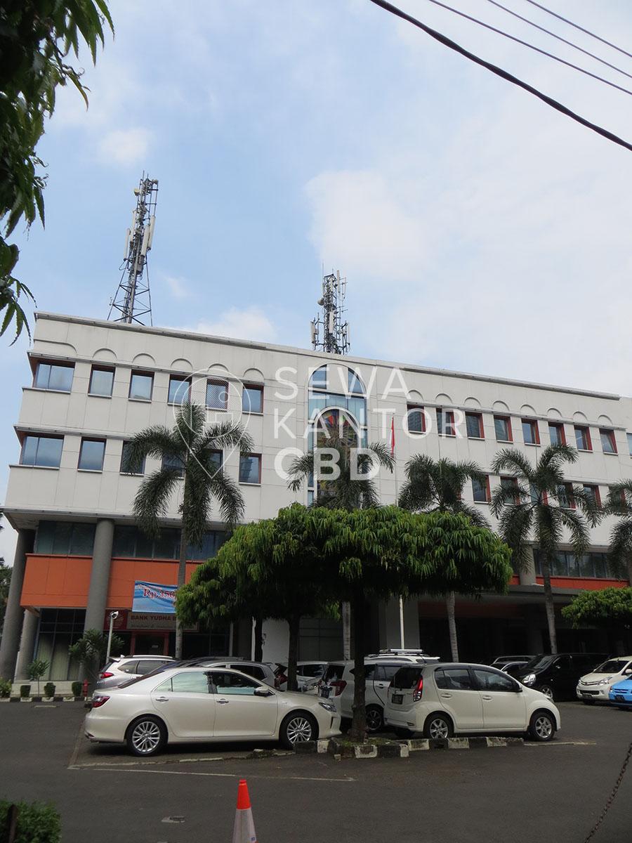 Sewa Kantor Gedung Gedung PPHUI Jakarta Selatan Setiabudi Kuningan Jakarta Exterior 1