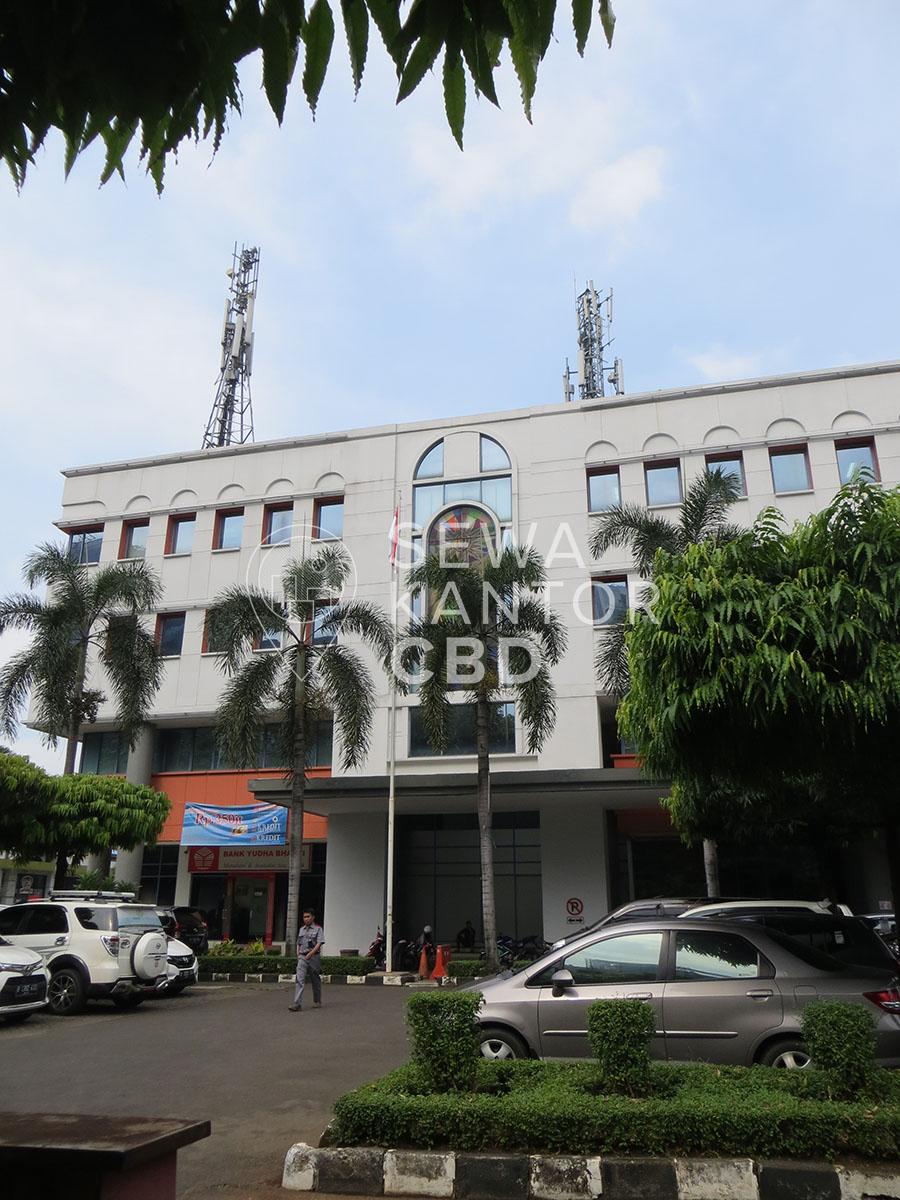 Sewa Kantor Gedung Gedung PPHUI Jakarta Selatan Setiabudi Kuningan Jakarta Exterior 0