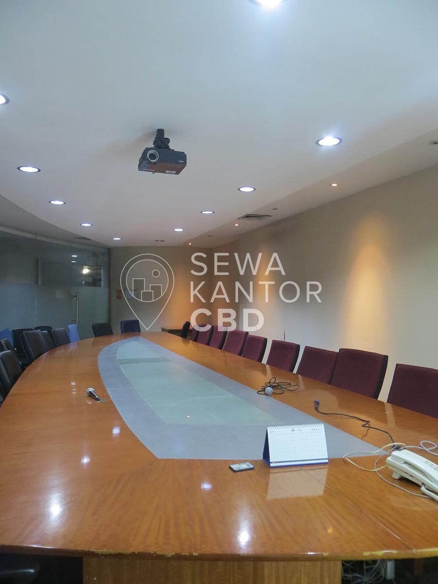 Sewa Kantor Gedung Gedung PPHUI Jakarta Selatan Setiabudi Kuningan Jakarta Interior 19