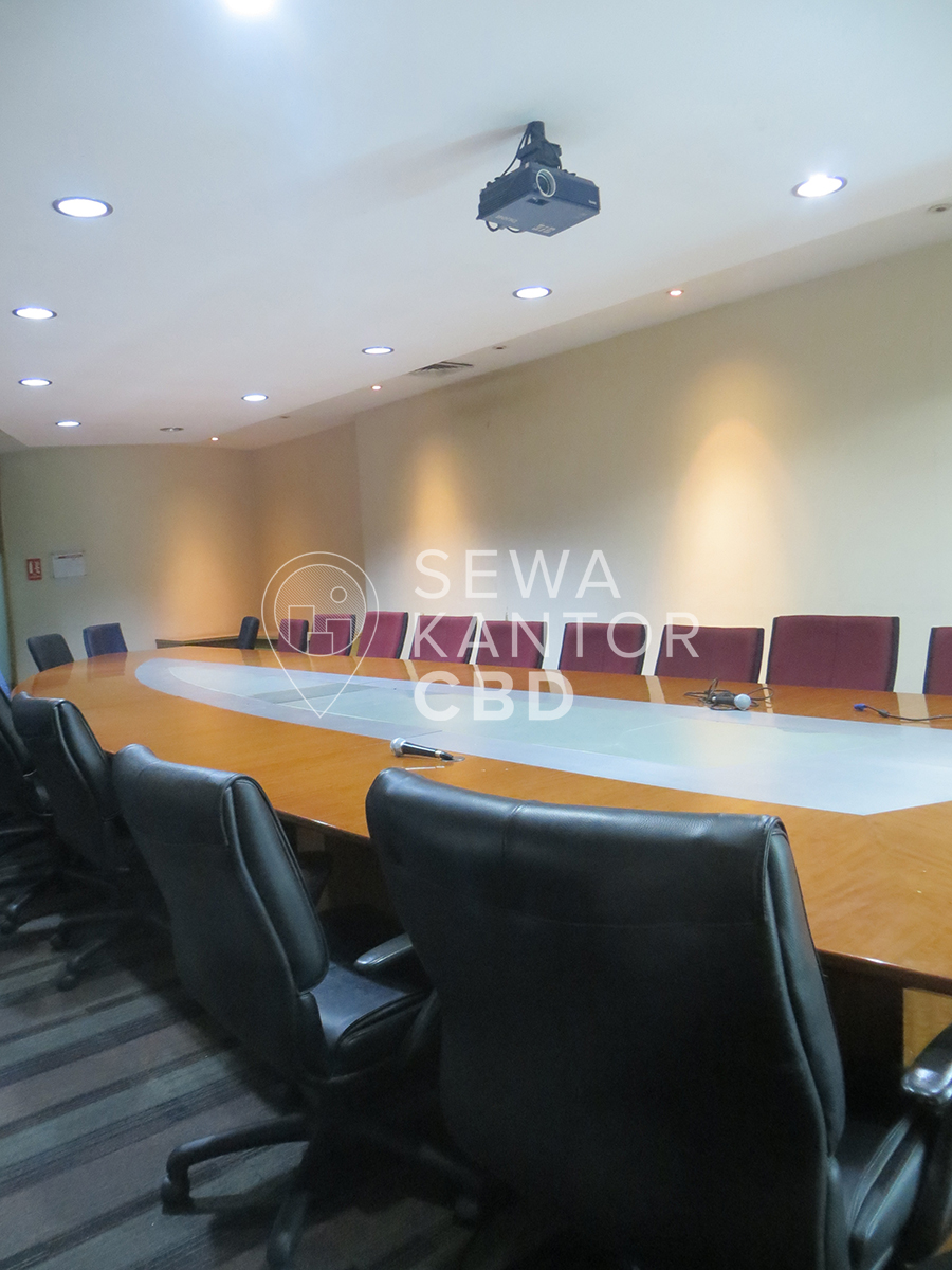 Sewa Kantor Gedung Gedung PPHUI Jakarta Selatan Setiabudi Kuningan Jakarta Interior 18