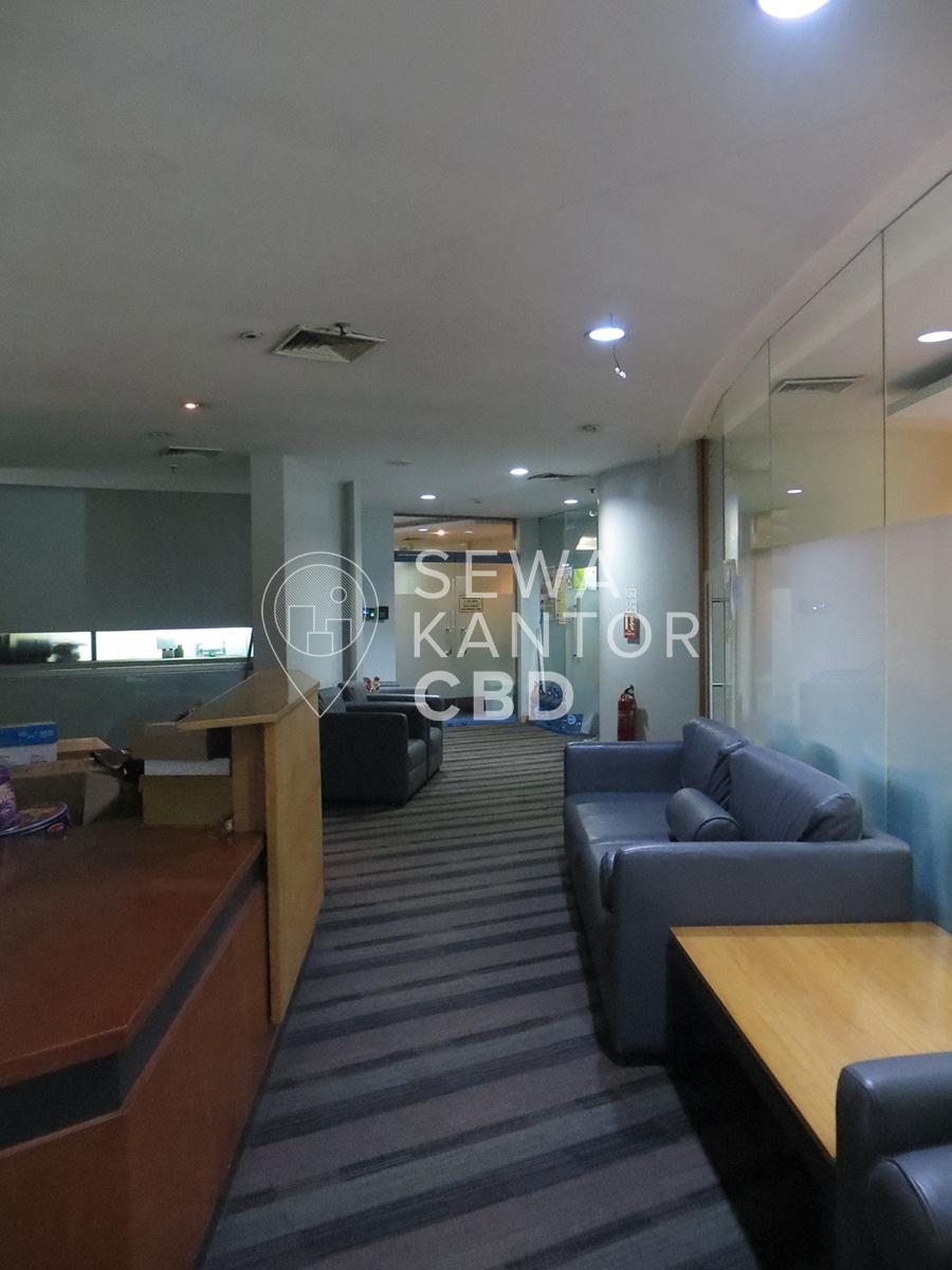 Sewa Kantor Gedung Gedung PPHUI Jakarta Selatan Setiabudi Kuningan Jakarta Interior 17