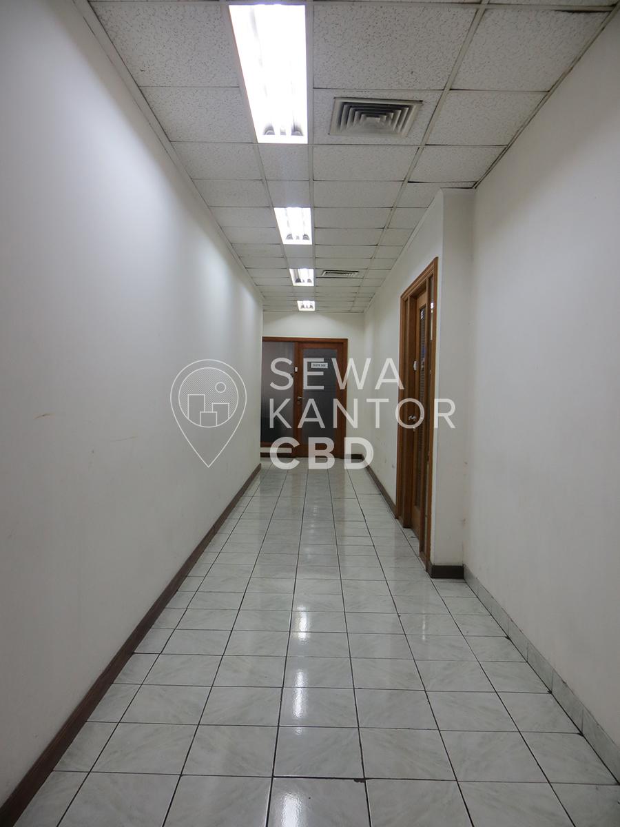 Sewa Kantor Gedung Gedung PPHUI Jakarta Selatan Setiabudi Kuningan Jakarta Interior 11