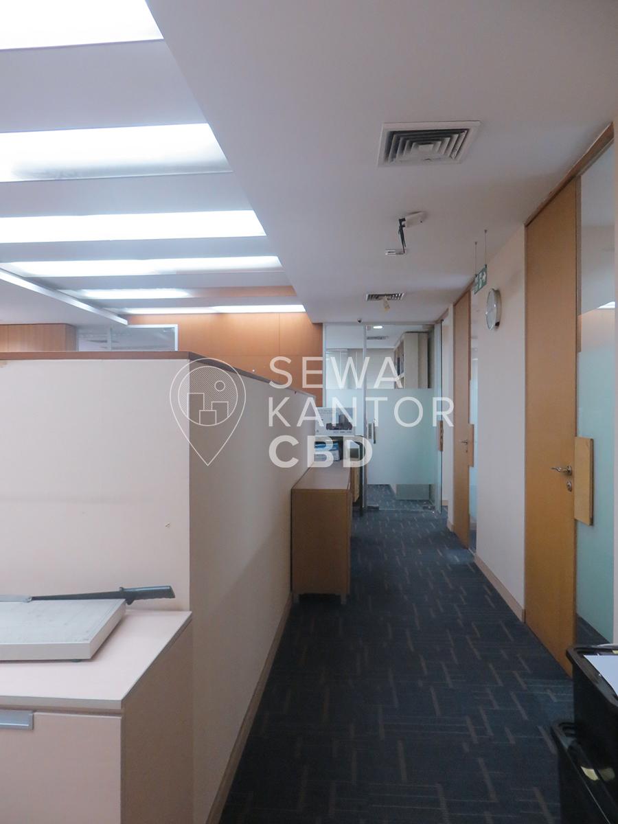 Sewa Kantor Gedung Gedung PPHUI Jakarta Selatan Setiabudi Kuningan Jakarta Interior 9