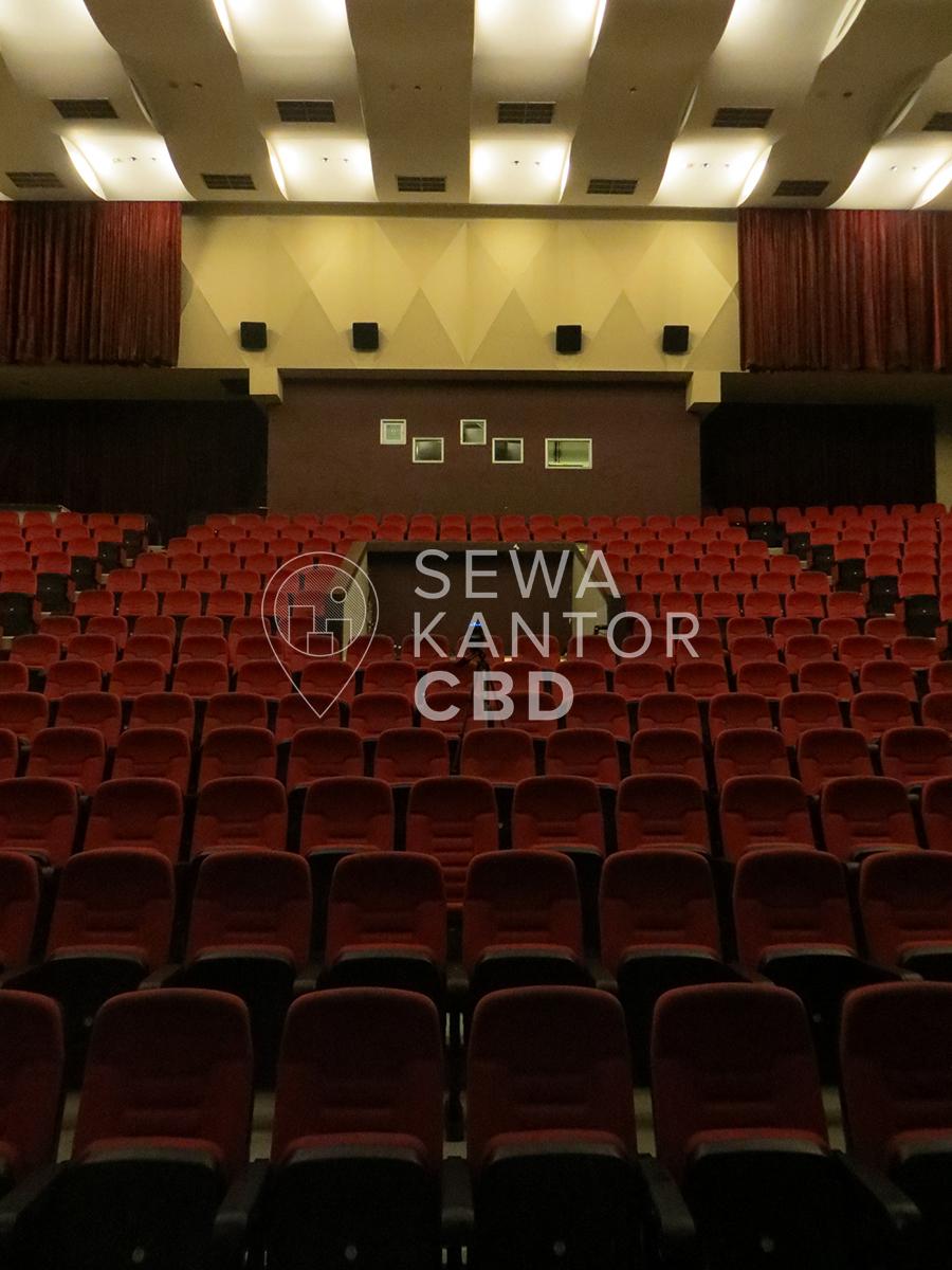Sewa Kantor Gedung Gedung PPHUI Jakarta Selatan Setiabudi Kuningan Jakarta Interior 5