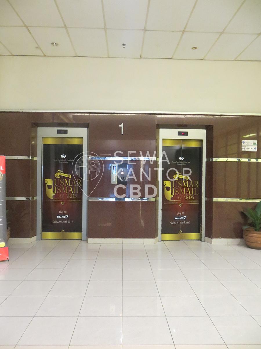 Sewa Kantor Gedung Gedung PPHUI Jakarta Selatan Setiabudi Kuningan Jakarta Interior 4