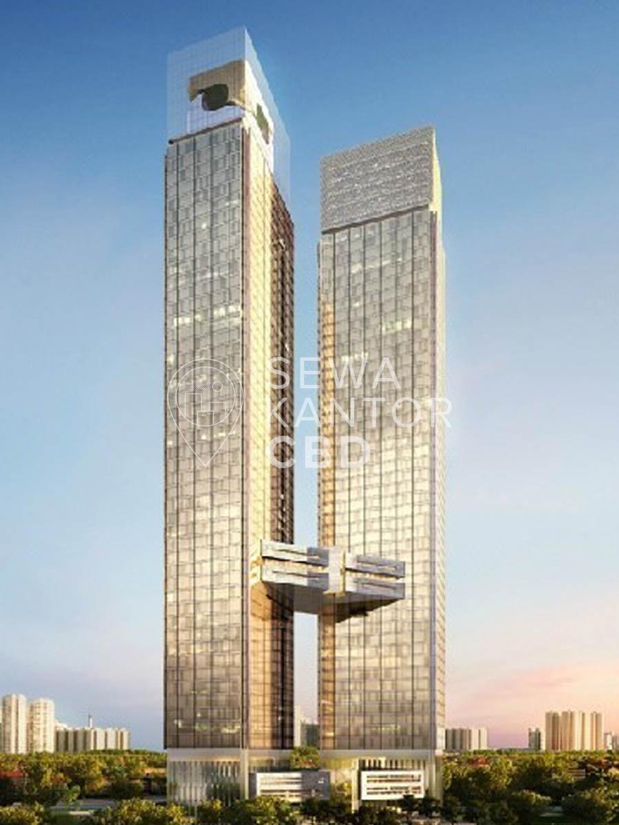 Sewa Kantor Gedung Indonesia Satu Jakarta Pusat Menteng Thamrin Jakarta Exterior 1