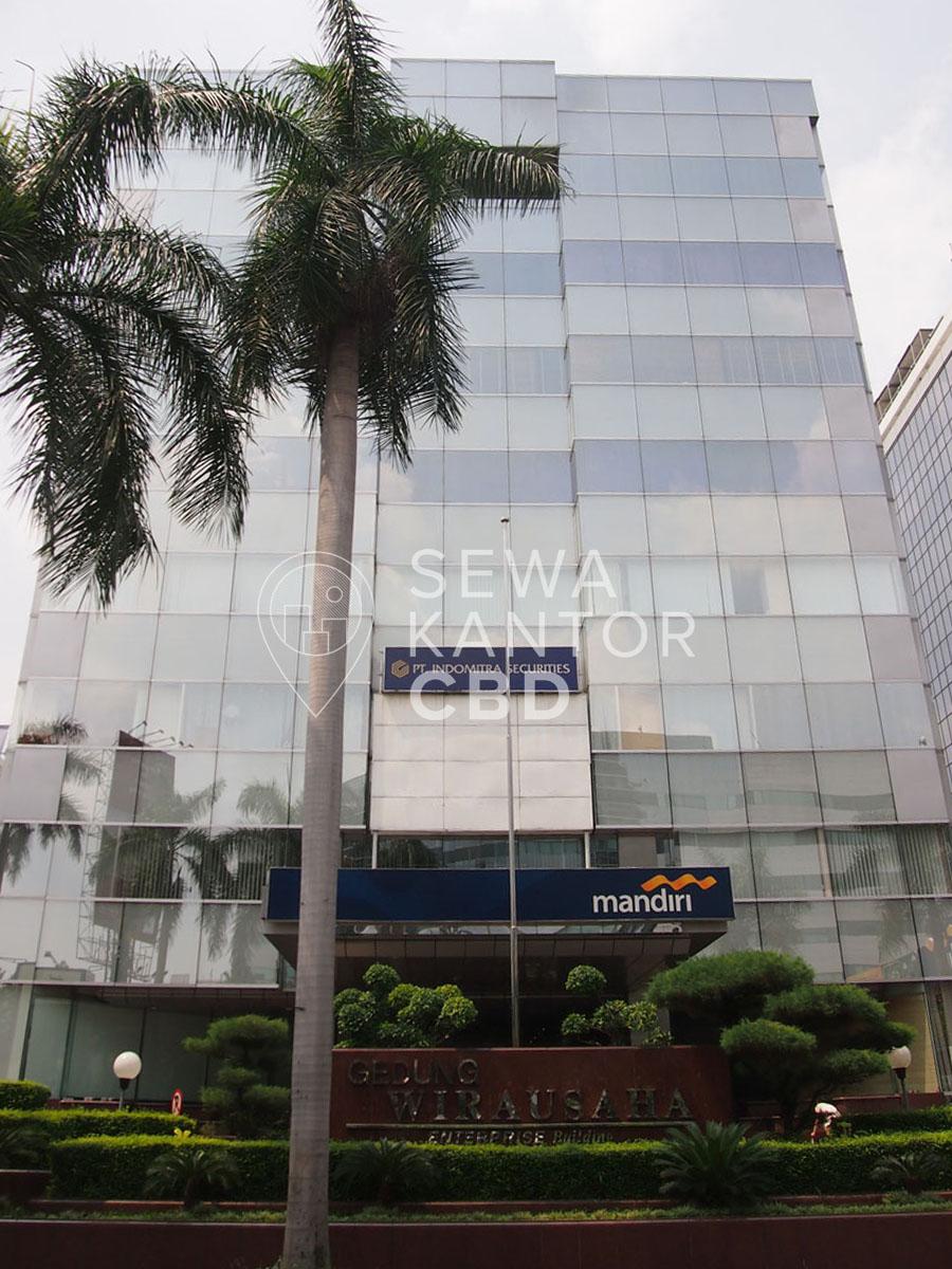 Sewa Kantor Gedung Gedung Wirausaha Jakarta Selatan Setiabudi Kuningan Jakarta Exterior 1