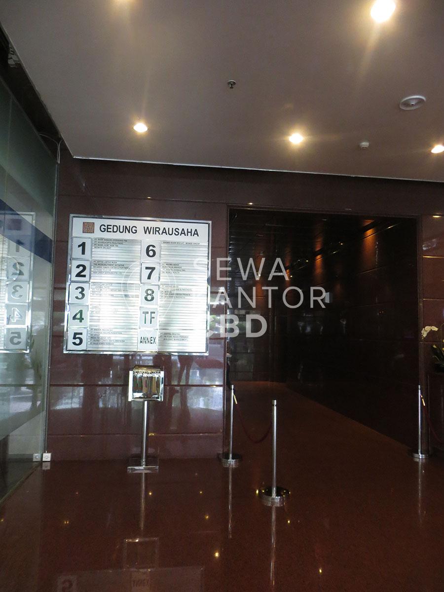 Sewa Kantor Gedung Gedung Wirausaha Jakarta Selatan Setiabudi Kuningan Jakarta Interior 4