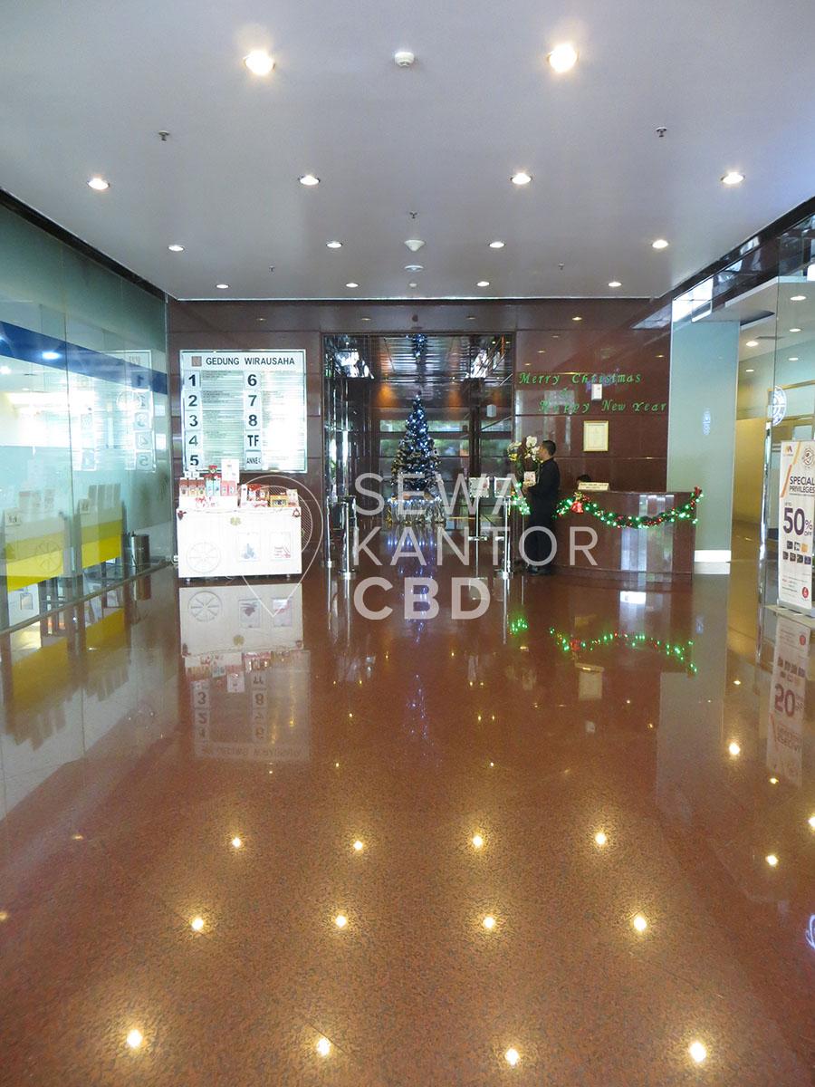 Sewa Kantor Gedung Gedung Wirausaha Jakarta Selatan Setiabudi Kuningan Jakarta Interior 1