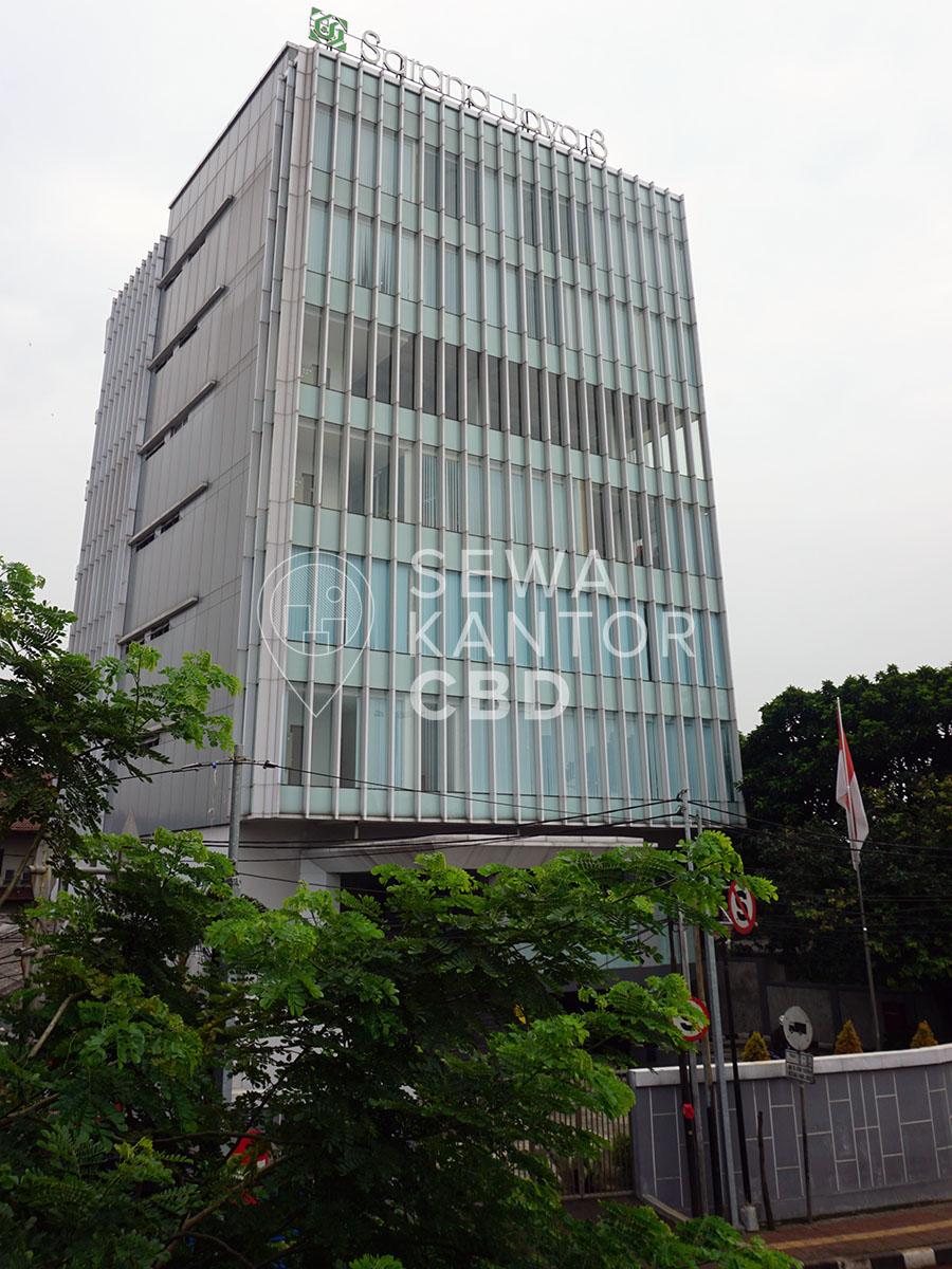 Sewa Kantor Gedung Gedung Sarana Jaya 3 Jakarta Pusat Cempaka Putih  Jakarta Exterior 0