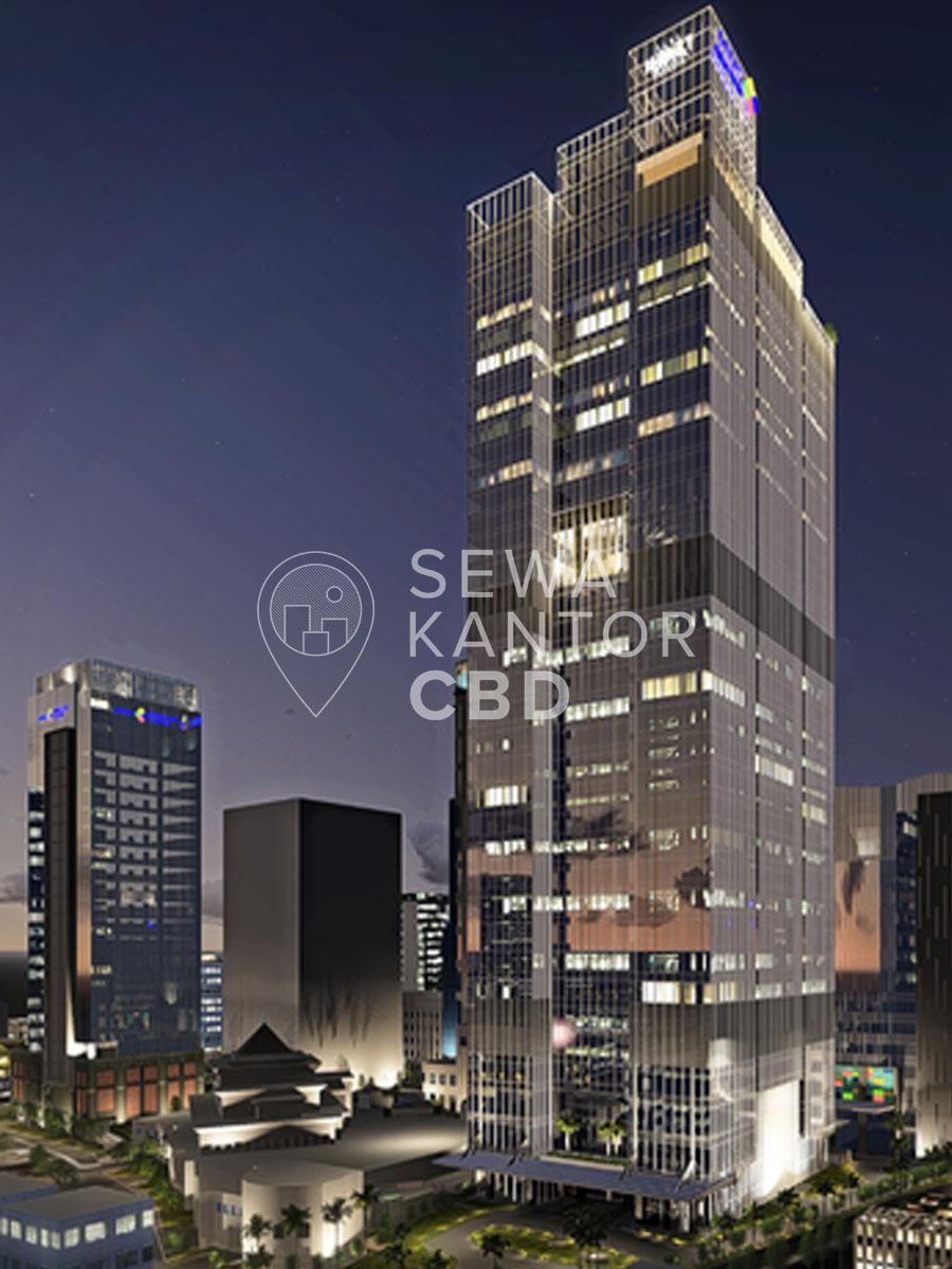 Sewa Kantor Gedung MNC Media Tower Jakarta Pusat Menteng  Jakarta Exterior 0