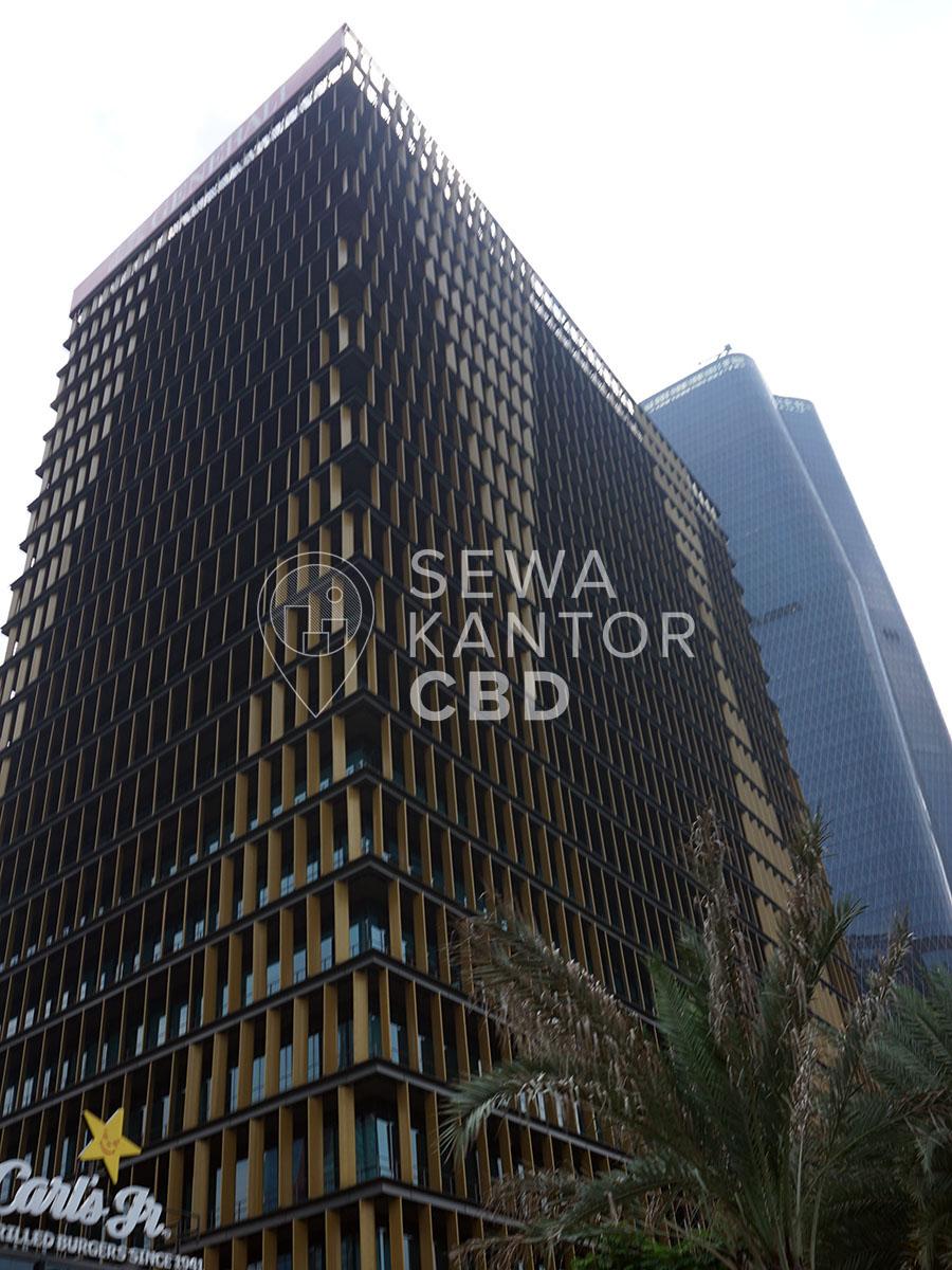 Sewa Kantor Gedung Gran Rubina Tower 1 Jakarta Selatan Setiabudi Kuningan Jakarta Exterior 3