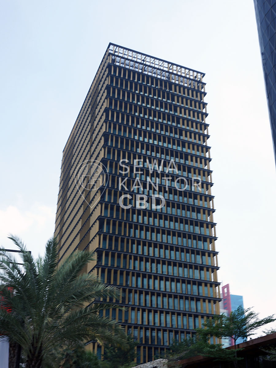 Sewa Kantor Gedung Gran Rubina Tower 1 Jakarta Selatan Setiabudi Kuningan Jakarta Exterior 2