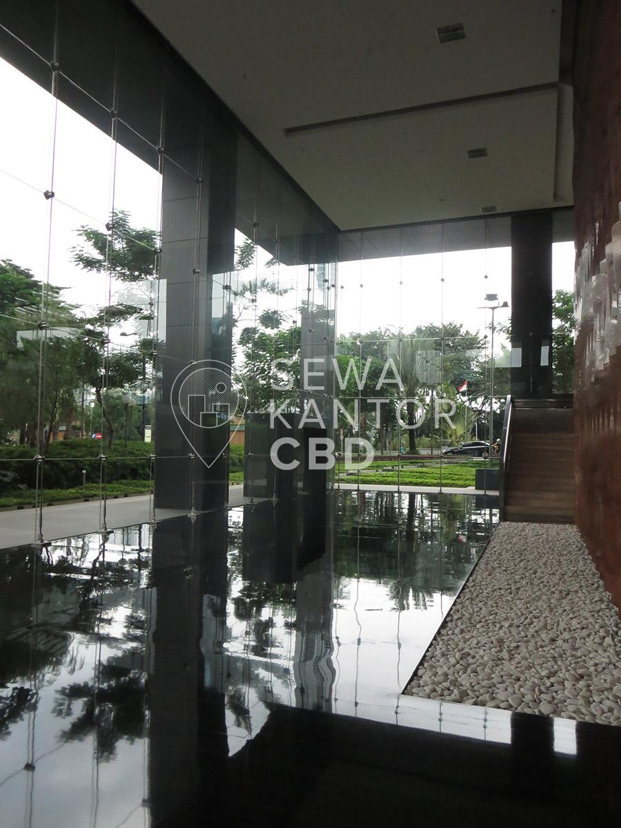 Sewa Kantor Gedung Gran Rubina Tower 1 Jakarta Selatan Setiabudi Kuningan Jakarta Interior 7
