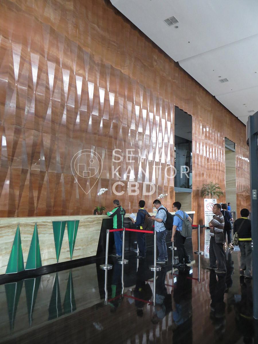 Sewa Kantor Gedung Gran Rubina Tower 1 Jakarta Selatan Setiabudi Kuningan Jakarta Interior 6