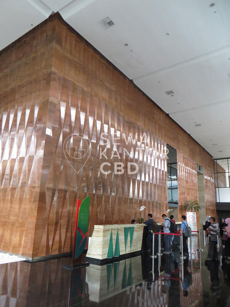 Sewa Kantor Gedung Gran Rubina Tower 1 Jakarta Selatan Setiabudi Kuningan Jakarta Interior 5