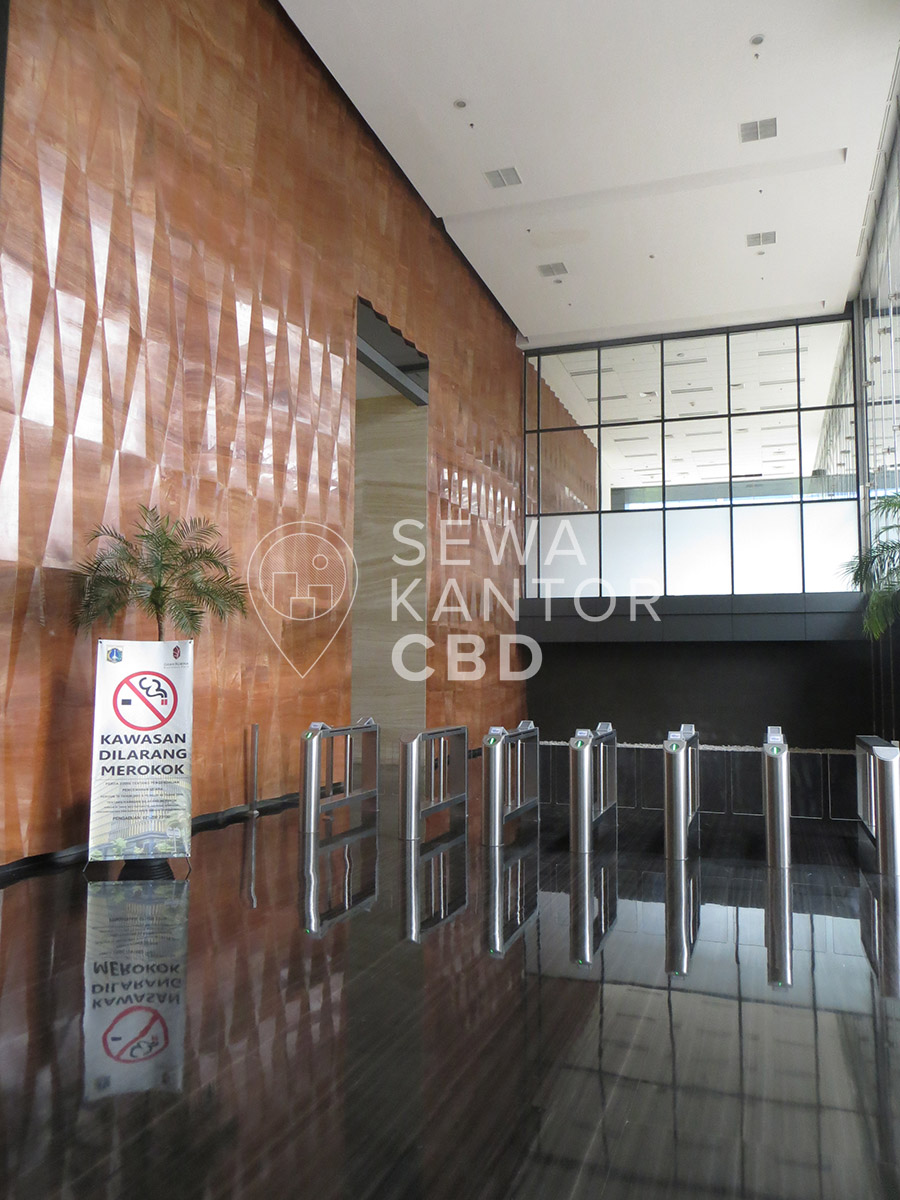 Sewa Kantor Gedung Gran Rubina Tower 1 Jakarta Selatan Setiabudi Kuningan Jakarta Interior 3