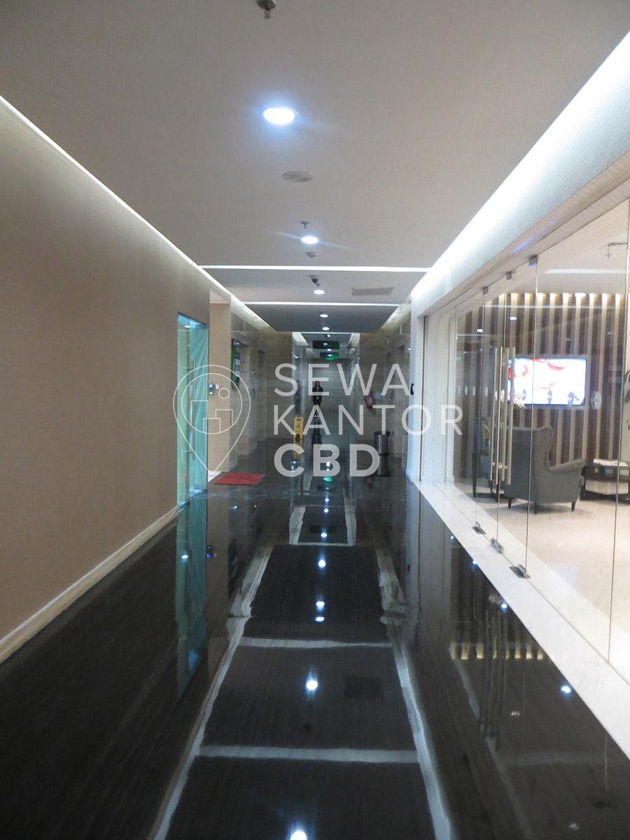 Sewa Kantor Gedung Gran Rubina Tower 1 Jakarta Selatan Setiabudi Kuningan Jakarta Interior 2