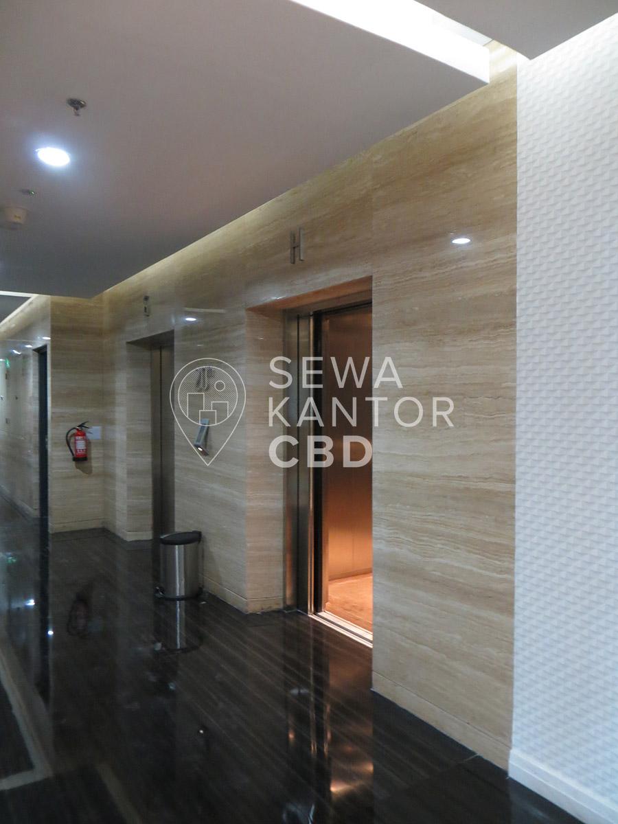 Sewa Kantor Gedung Gran Rubina Tower 1 Jakarta Selatan Setiabudi Kuningan Jakarta Interior