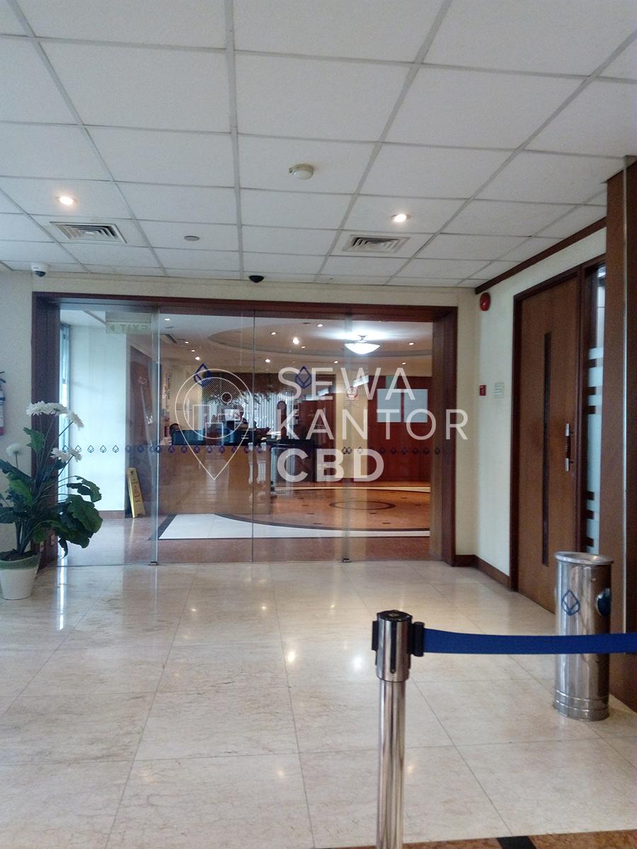 Sewa Kantor Gedung Bangkok Bank Jakarta Pusat Menteng Thamrin Jakarta Interior 2