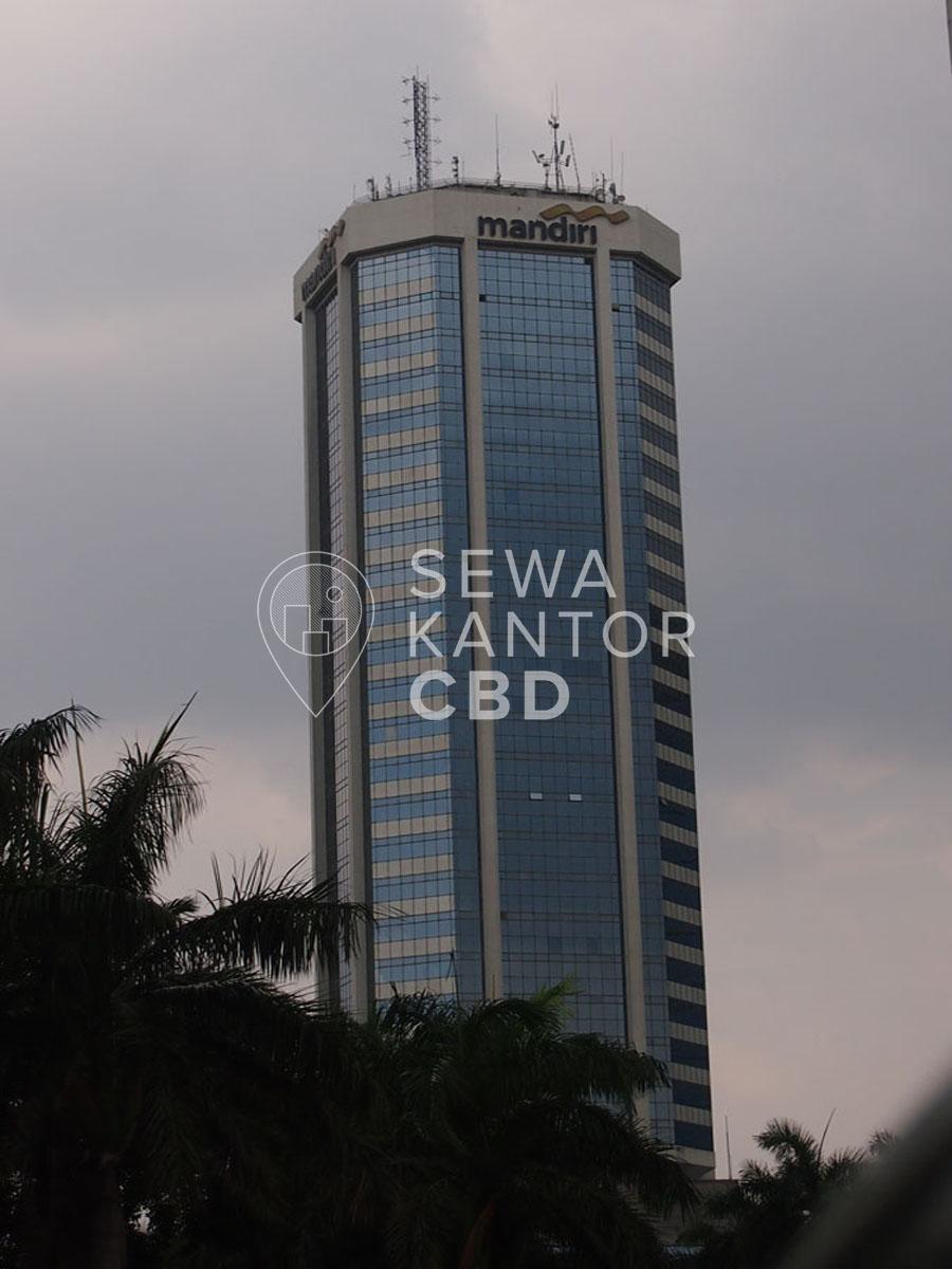 Sewa Kantor Gedung Graha Mandiri Jakarta Pusat Menteng Thamrin Jakarta Exterior 1