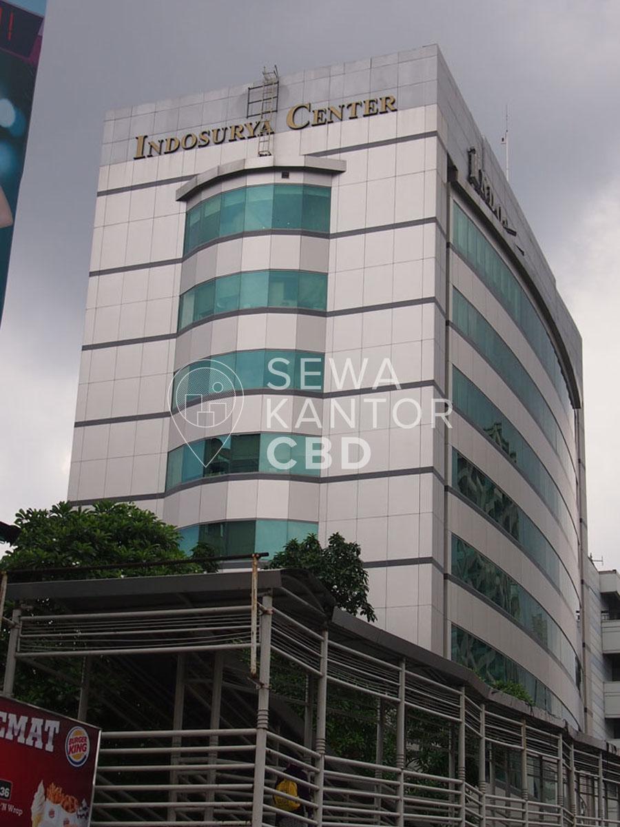 Sewa Kantor Gedung Indosurya Center Jakarta Pusat Gambir Thamrin Jakarta Exterior 2