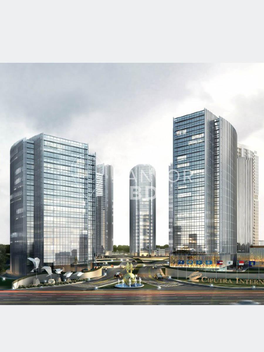 Sewa Kantor Gedung Ciputra International Puri 3 Phase 1 Jakarta Barat Cengkareng  Jakarta Exterior 2