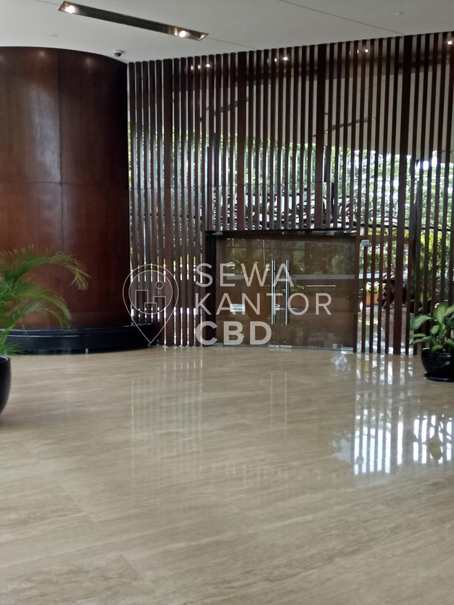 Sewa Kantor Gedung Lippo St Moritz Office Tower Jakarta Barat Kembangan  Jakarta Interior 47