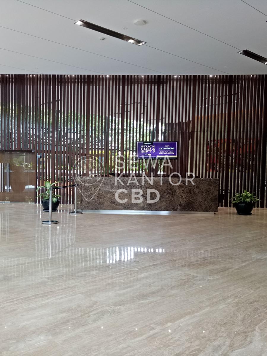 Sewa Kantor Gedung Lippo St Moritz Office Tower Jakarta Barat Kembangan  Jakarta Interior 44