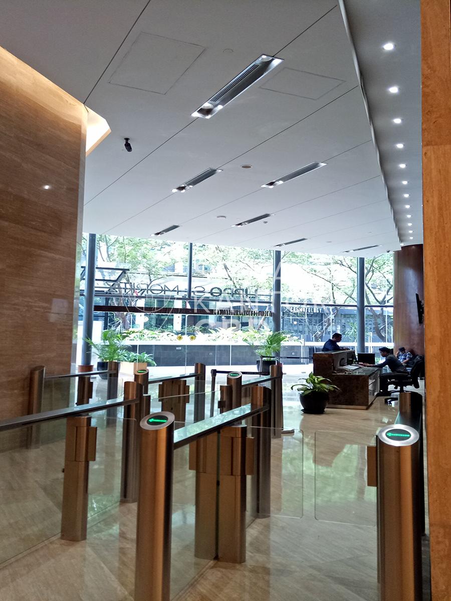 Sewa Kantor Gedung Lippo St Moritz Office Tower Jakarta Barat Kembangan  Jakarta Interior 35