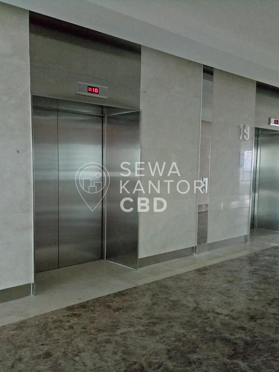 Sewa Kantor Gedung Lippo St Moritz Office Tower Jakarta Barat Kembangan  Jakarta Interior 34