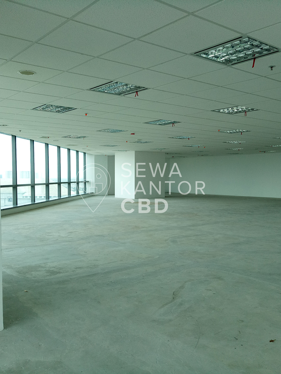 Sewa Kantor Gedung Lippo St Moritz Office Tower Jakarta Barat Kembangan  Jakarta Interior 24