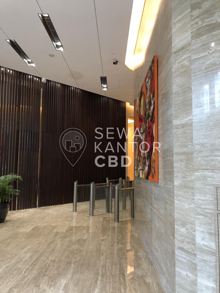 Sewa Kantor Gedung Lippo St Moritz Office Tower Jakarta Barat Kembangan  Jakarta Interior 20
