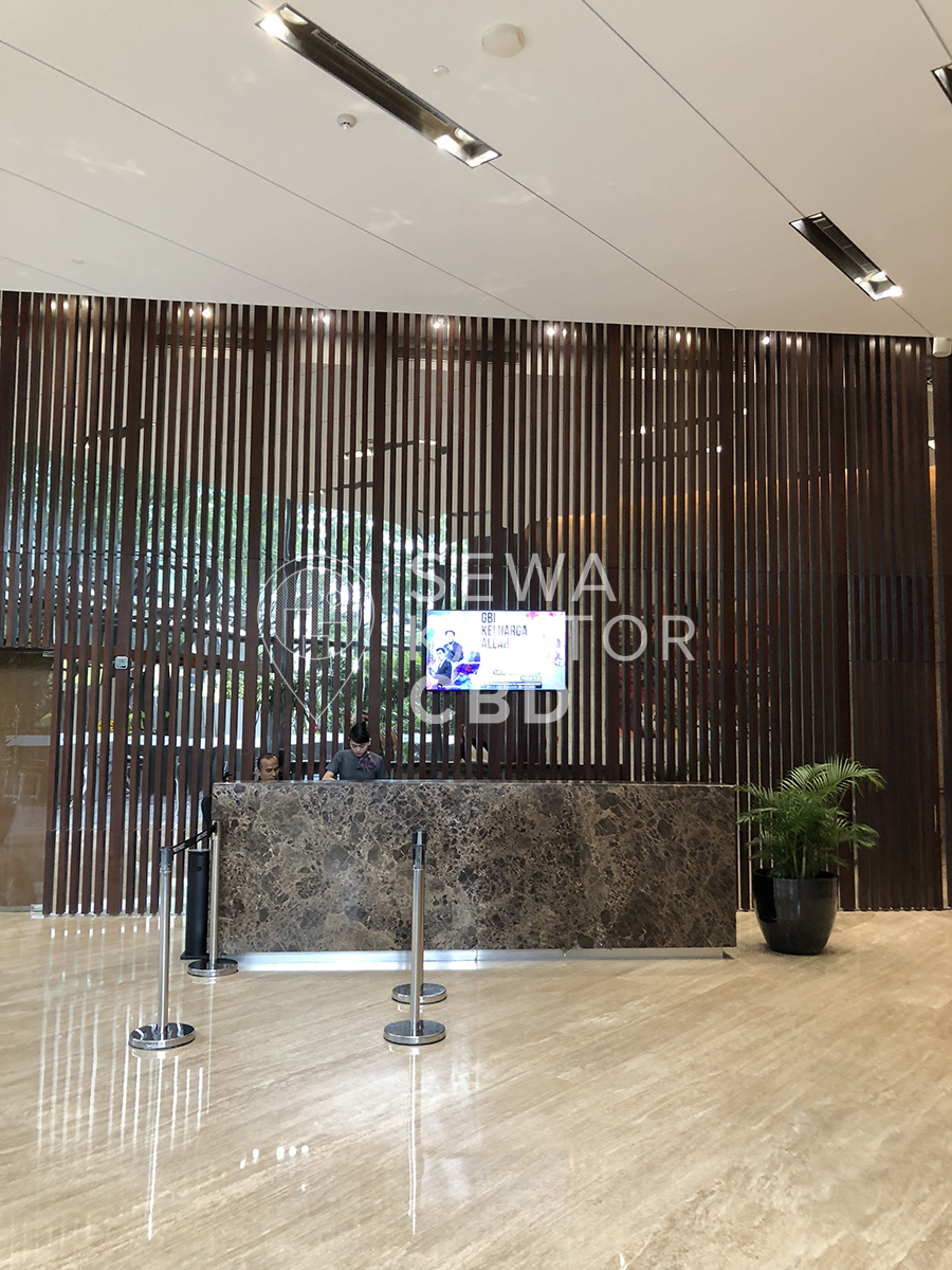 Sewa Kantor Gedung Lippo St Moritz Office Tower Jakarta Barat Kembangan  Jakarta Interior 15